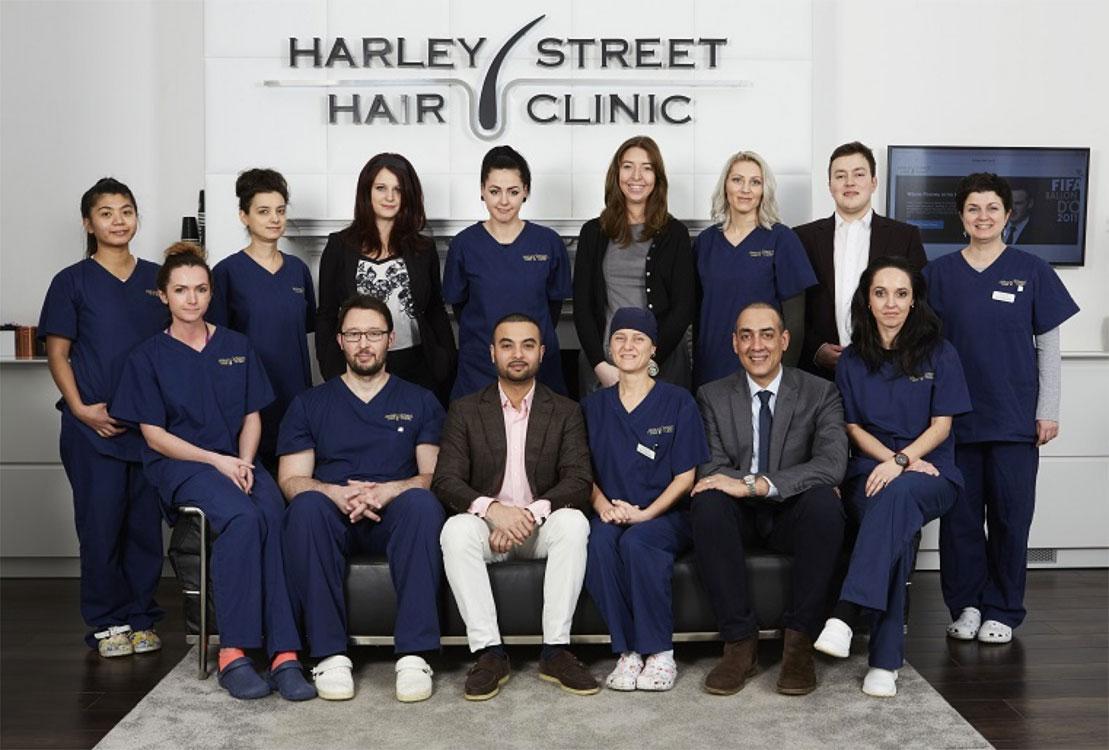 Harley Street Staff